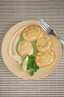 Free Pancakes Stock Images - 6277804