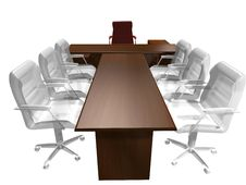 Table Of The Director Stock Images