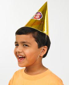 Free Boy In Birthday Bash Royalty Free Stock Photo - 6278015