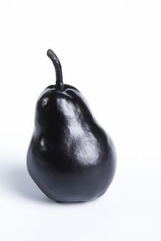 Free Black Pear Stock Photography - 6278162