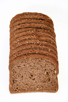 Free Sliced Wheat Bread Royalty Free Stock Photo - 6278615