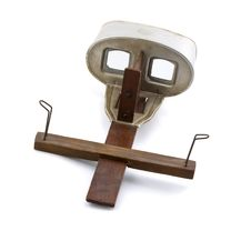 Free Antique Stereoscope Stock Images - 6279314
