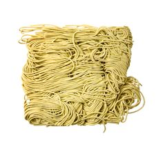 Free Whole Block Of Dried Egg Noodles Stock Photos - 6279503