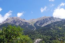 Free Mountains In Piedmont Stock Images - 6279784