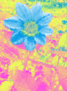 Free Floral Background Painting In A Adstract Effect Stock Image - 62718531