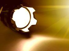 Free Flashlight Lantern Royalty Free Stock Image - 62719086