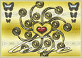 Free Emblem Of Love Royalty Free Stock Photos - 6285478