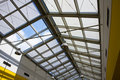 Free Ceiling Of Shoping Mall Stock Photo - 6287180