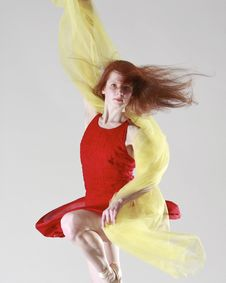 Free Ballet Royalty Free Stock Image - 6280016