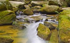Free River In Appalachian Mountains Royalty Free Stock Photos - 6280858