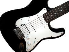 Free Electric Guitar Stock Image - 6280951