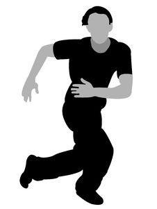 Free Dancing Man Royalty Free Stock Photography - 6280987