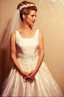Free Copyright D.Chen 01190San JuanCapi, CA, The Bride Stock Photography - 6281192