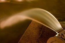 Illuminated Fountain Stock Photos