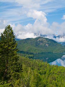 Free Mountain Lake Royalty Free Stock Photography - 6282487