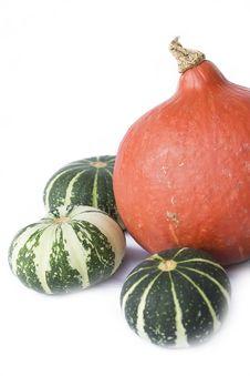 Free Pumpkin Royalty Free Stock Photo - 6282715