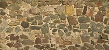 Free Stone Wall Background Stock Images - 6283114