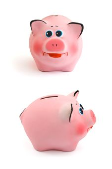 Free Piggy Bank Royalty Free Stock Images - 6283179