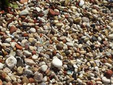 Free Multi-coloured Stones Stock Photography - 6283862