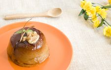 Apple Pie Dessert Stock Photography