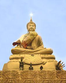 Free Sun Buddha Royalty Free Stock Photos - 6284278