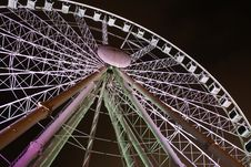 Free Ferris Wheel In The Dark Stock Photography - 6284532