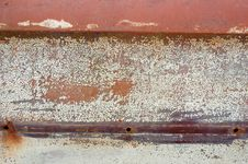 Free Rusty Corroded Metal Texture Background Stock Photos - 6284553