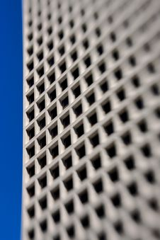 Free Modern Office Building Against Blue Sky Royalty Free Stock Photos - 6284608