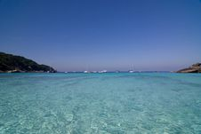 Free Similan Island, Donald Duck Bay Royalty Free Stock Photos - 6284838