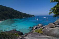 Free Similan Island, Donald Duck Bay Royalty Free Stock Photos - 6284848
