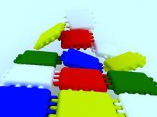 Free Puzzles Stock Photos - 6285053