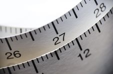 Free Measurement Tape Royalty Free Stock Images - 6285409