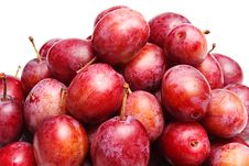 Free Plums Royalty Free Stock Photos - 6287128