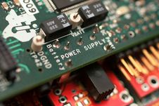 PCB Royalty Free Stock Images