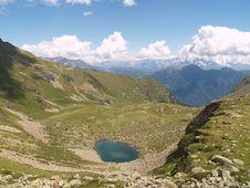 Free Lake Valley Alps Royalty Free Stock Photos - 6287508