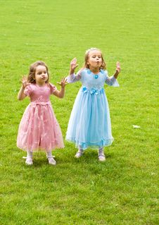 Free Playful Kids Stock Image - 6288801