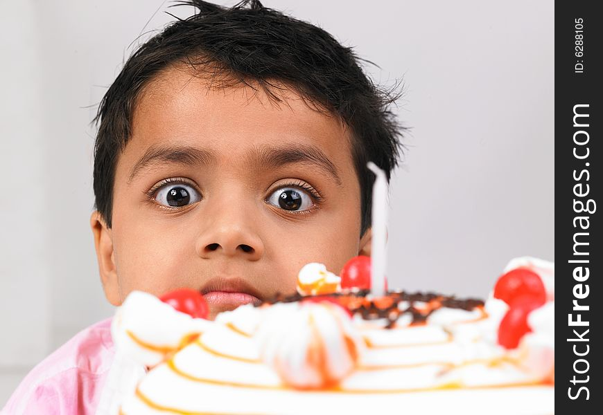 Marvelous Asian Boy With Birthday Cake Free Stock Images Photos Funny Birthday Cards Online Inifofree Goldxyz