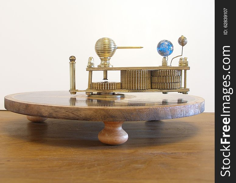 Orrery Ferguson s paradox Machine Model.