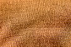 Free Gold Knitted Fabric Royalty Free Stock Photo - 62880585