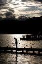Free Fishing On Lake Windermere Royalty Free Stock Image - 6291596