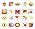 Free Vector Icons - Elements 12 Royalty Free Stock Images - 6291649