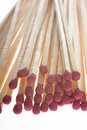 Free Close Up To Bunch Of Wooden Matchsticks Stock Photo - 6293530