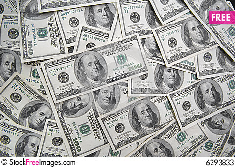 Free One Hundred Banknotes Stock Photos - 6293833