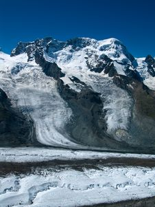 Free Breithorn In Alps Royalty Free Stock Photo - 6290405