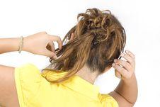 Free Headshot Of Girl Stock Photos - 6290533