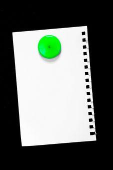 Free Basic Notebook Royalty Free Stock Photo - 6290665