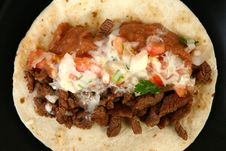 Free Tacos Carne Asada Royalty Free Stock Photos - 6291328
