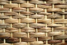 Free Cane Weave. Stock Photography - 6291412