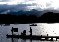 Free Fishing On Lake Windermere Royalty Free Stock Photo - 6291535