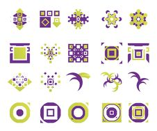 Free Vector Icons - Elements 13 Royalty Free Stock Photography - 6291767